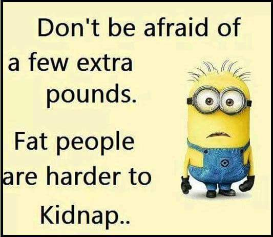 Extra Pounds quote