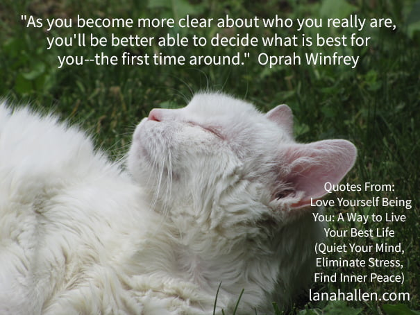 Picture with Oprah quote