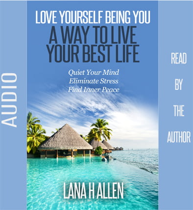 Audiobook - Love Yourself Being You