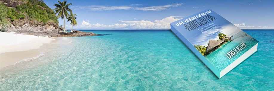 Ocean with 3D Book Cover