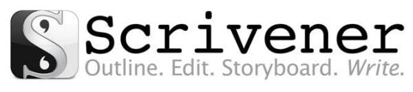 Scrivener banner