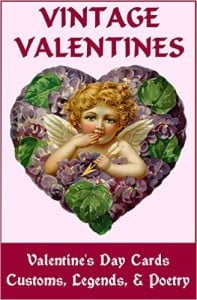 Vintage Valentines book cover