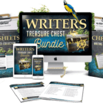 writers treasure chest bundle