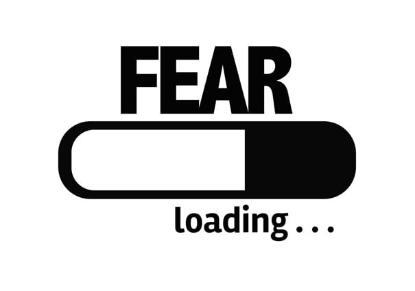 fear loading graphic