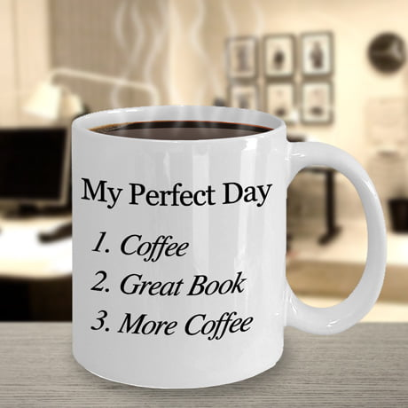 buy the perfect day mug