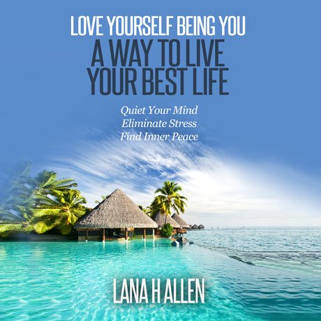Love Yourself Being You Audiobook Cover