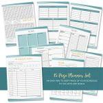 Planner Set - Get Organized Now